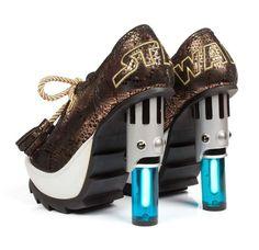 Si votre petite amie met une de ces paires de chaussures Star Wars, épousez-la | Le Journal du Buzz