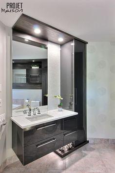 Bedroom Cupboard Designs, Bedroom Closet Design, Bedroom Furniture Design, Home Room Design, Interior Design Kitchen, Washroom Design, Vanity Design, Bathroom Design Luxury, Bathroom Design Small