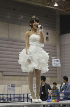 乃木坂46 (nogizaka46) Ando Mikumo (安藤美雲) One Shoulder Wedding Dress, Wedding Dresses, Fashion, Bride Dresses, Moda, Bridal Gowns, Fashion Styles, Weeding Dresses, Wedding Dressses