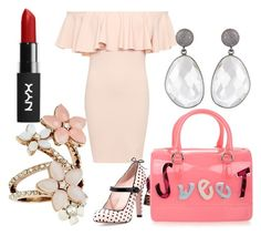 """""""Untitled #22"""" by princess-valeriarusso ❤ liked on Polyvore featuring WearAll, RED Valentino, Furla and Accessorize"""