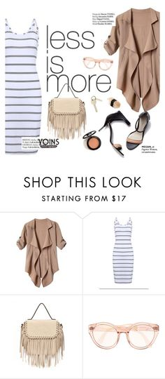 """""""less is more"""" by punnky ❤ liked on Polyvore featuring Haute Hippie and 3.1 Phillip Lim"""
