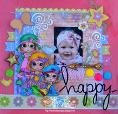 HAPPY LAYOUT - Scrapbook.com