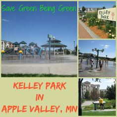 Save Green Being Green: Wordless Wednesday: Kelley Park in Apple Valley