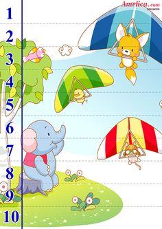 Картинки паззлы для детей 2 3 лет