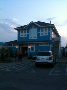 Dead End Saloon & Fish Factory, Southport, Nc