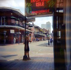 Holga-New Orleans