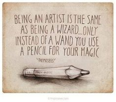 Writing, art and music are the breath of life.