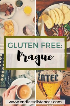 Gluten Free Prague: A Complete Guide for Gluten Free Travelers In the city where beer is cheaper than water, what's a gluten free girl to do? Read my guide to gluten free Prague. Europe Destinations, Europe Travel Tips, Travel Articles, Travel Goals, European Travel, Holiday Destinations, Prague Guide, Gluten Free Restaurants, Czech Recipes