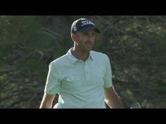 Geoff Ogilvy charges into the lead at Barracuda [ ArtOfGolf.com ] #PGA #art #golf