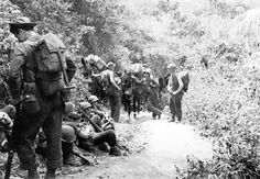 European Center of Military History; 5307 (C)-(P), Merril's Marauders, Walawbum, Burma, Mar 1944   EUCMH   Page 2