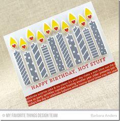MFT Make a Wish Card Kit - Barbara Anders