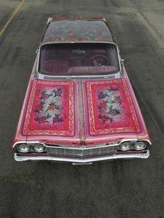 Lowrider - Gypsy Rose - Jesse Valadez - Chevrolet 1964
