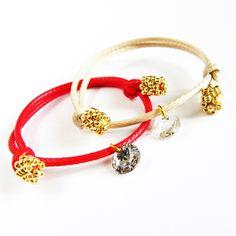 minimalistic bracelets with Swarovski Crystal