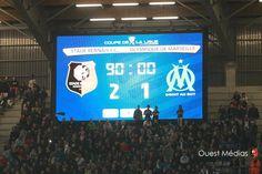 Les rennais qualifiés pour les 8èmes de finale.
