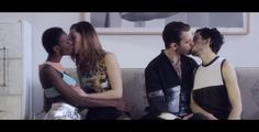 Annie –Russian Kiss (feat Bjarne Melgaard) | Dazed