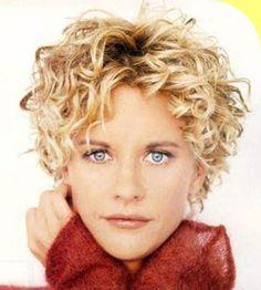 Short Curly Hair 63