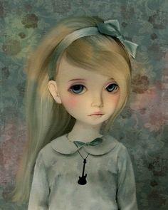 adorable, art, beautiful, beauty, big eyes