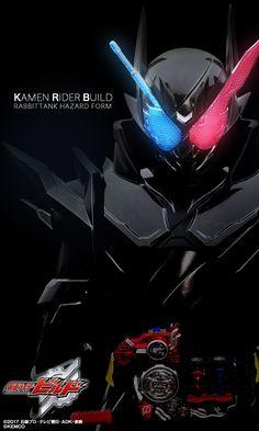 Kamen Rider Build RabbitTank Hazard KEMCO Official
