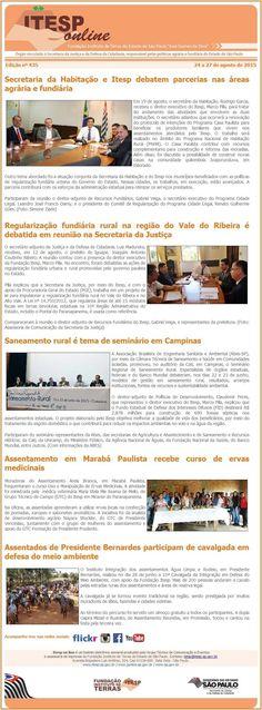 Informação presta: leia os arquivos do blog: Secretaria da  habitação e itesp debatem parcerias...