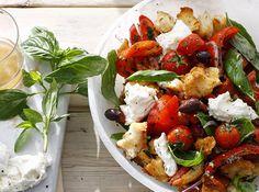 La ricetta della panzanella - Cucina | Donna Moderna