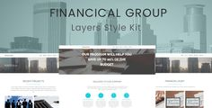 Download Financical Group Nulled