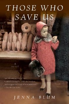 Intense, intriguing novel about a professor in present day Minneapolis  unraveling the truth about her mother's life in Nazi Germany as she interviews Jewish survivors for a University of Minnesota project.