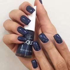 Loving the Color Perfect Nails, Gorgeous Nails, Love Nails, How To Do Nails, Fun Nails, Pretty Nails, Nails Polish, Nail Polish Colors, Nail Ring