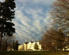 Traverse City MI- Beauty in the Unexpected: Old Mental Asylum Turned Dining Destination. This place has always intrigued me...