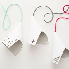 """Brighten up your home decor with the easiest and sleekest DIY lamp we've seen yet! This kit includes non-flammable, white leather and a colored cord lamp that packs a serious punch. Check out the full <a href=""""http://www.brit.co/diy-leather-lamp/"""">tutorial</a> and peruse our <a href=""""https://pixel.brit.co/wp-content/uploads/2015/04/LampPrintables.pdf"""">printable templates</a> to help you cut out fun shapes and patterns.  Wondering where this genius idea started? We teamed up with our fave…"""