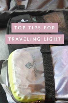 Travel Tips Archives - Blonde Well Traveled Packing Tips, Travel Packing, Travel Bag, Camping Needs, Travel Kits, Travel Hacks, Packing Light, Travel Light, California Travel