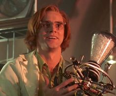 N°10 - Jim Carrey as Edward Nygma / The Riddler - Batman Forever by Joel Schumacher - 1995