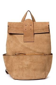 Steven Alan Madly Leather Backpack