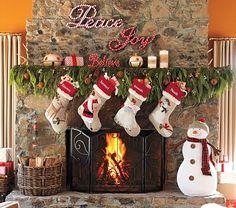 Stockings! :)