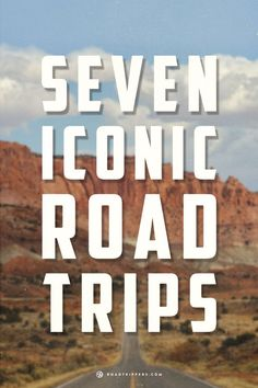Take an American classic road trip!