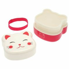 Another cute little Bento Box - LOVE these!! #lunchbox