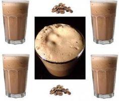 cremiger Eiskaffee (ohne Reue)
