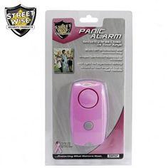 Personal Self Defense BASIC Safety Kit-Pink