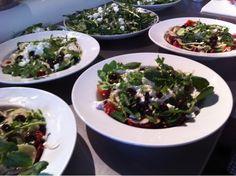 vergeten groente salade