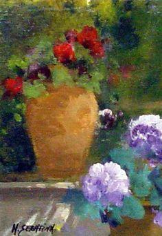 Maria Serafina M. art -