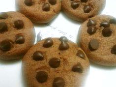 ♡レンジで簡単★チョコチップクッキー♡の画像