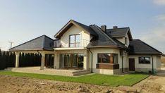 Zdjęcie numer 7 w galerii - Od projektu do realizacji: wygodny dom z rozłożystym dachem
