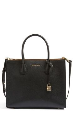 MICHAEL Michael Kors 'Large Mercer' Tote available at #Nordstrom