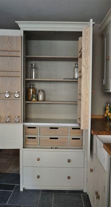Suffolk Kitchen Larder Cupboard