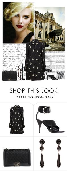 """""""09.01.2016"""" by chrissy6 ❤ liked on Polyvore featuring Chloé, Alexander Wang, Chanel and Givenchy"""