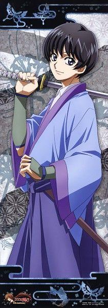 Tags: Anime, Stick Poster, Rurouni Kenshin, Nakajima Atsuko, Seta Soujirou