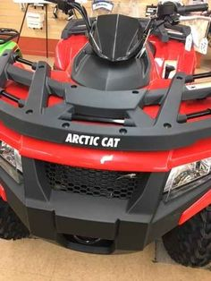 New 2016 Arctic Cat Alterra 450 ATVs For Sale in North Carolina. 2016 Arctic Cat Alterra 450, Financing as low as 1.9% Low payments! 2016 Arctic Cat® Alterra 450 Features May Include: 450 H1 4-Stroke Engine With Efi The 443cc, SOHC, liquid-cooled single-cylinder engine delivers smooth, consistent acceleration. Electronic fuel injection enables a wide torque curve and effortless power delivery by constantly tuning the engine for any temperature, elevation and humidity changes. Ride-In…
