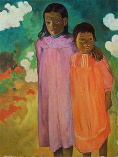 Through Gauguin's eyes...