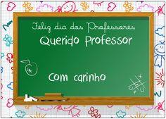 Marmitinha ou Cartão Dia dos Professores: