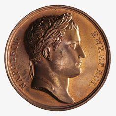 Emperor Napoleon medal.