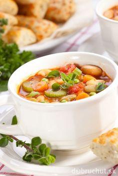 Polievka minestrone